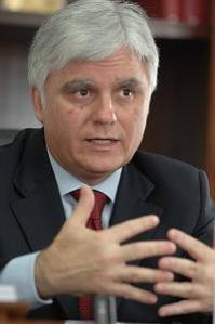 José Miguel Pérez Garcia, presidente del Cabildo Insular de Gran Canaria
