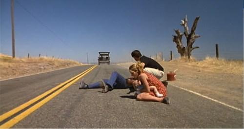 El efecto dominó (The trigger efect, 1996)